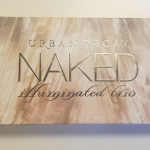 Urban decay naked illuminated trio